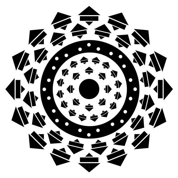Motif-mandala-black
