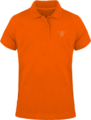 Polo Goldorak Monochrome–Orange