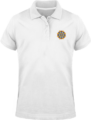 Polo Mandala Goldorak – White