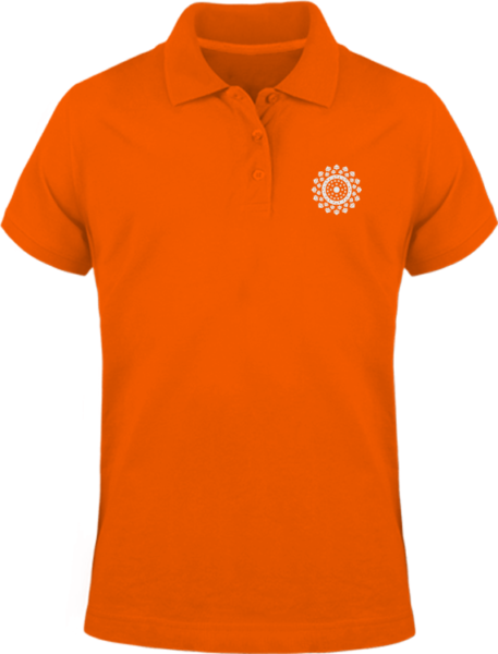 Polo Mandala – Orange