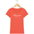 T-Shirt Femme Faitpaschier Coral Wave
