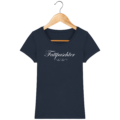 T-Shirt Femme Faitpaschier French Navy