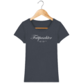 T-Shirt Femme Faitpaschier India Ink Grey