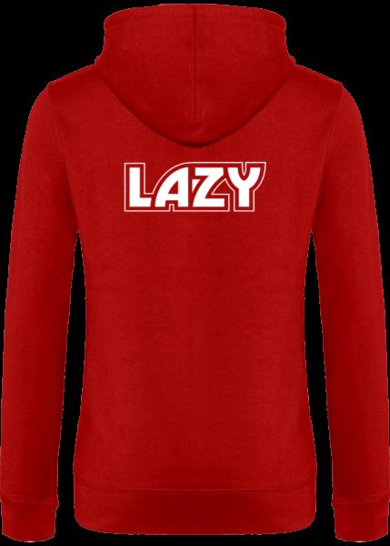 Veste Femme Lazy – Fire Red – Dos