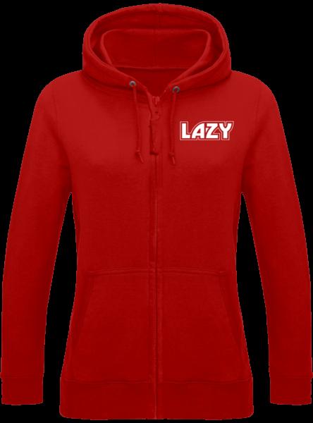 Veste Femme Lazy – Fire Red – Plexus