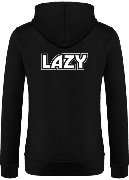 Veste Femme Lazy – Jet Black – Dos