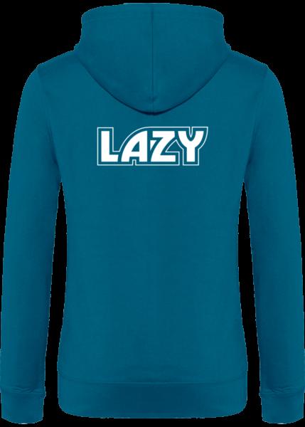 Veste Femme Lazy – Sapphire Blue – Dos
