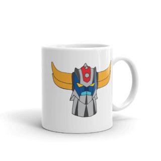Mug Goldorak Couleur Cote2