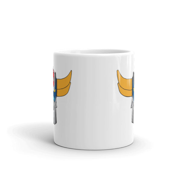 Mug Goldorak Couleur Face avant