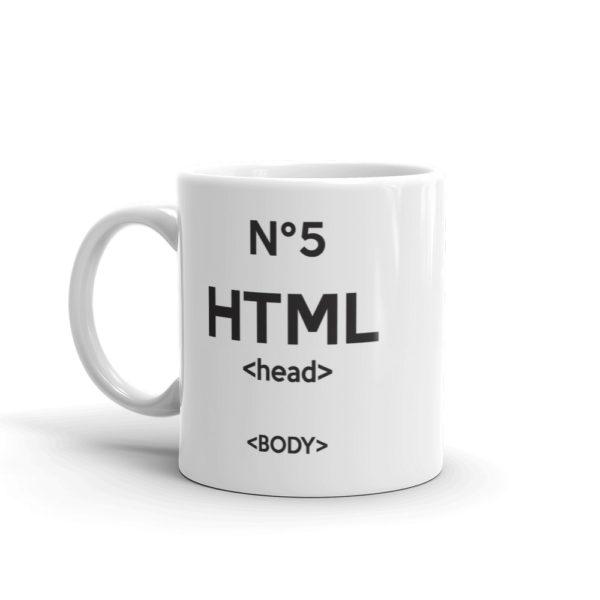 Mug HTML5 cote
