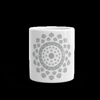Mug Mandala face avant