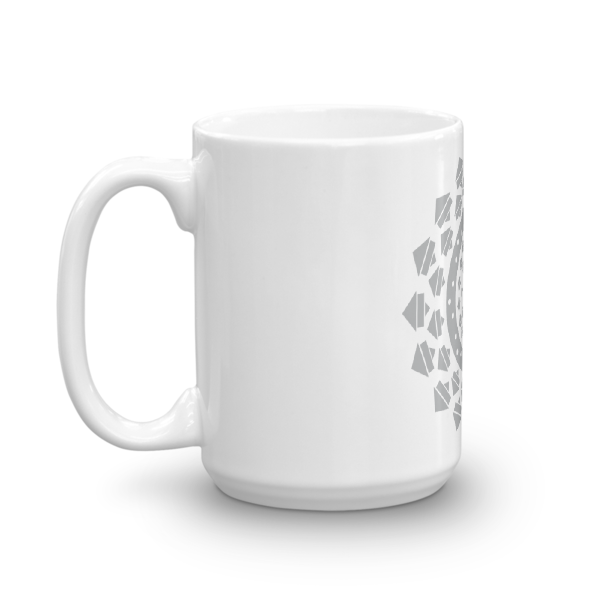 Mug Mandala haut cote 1