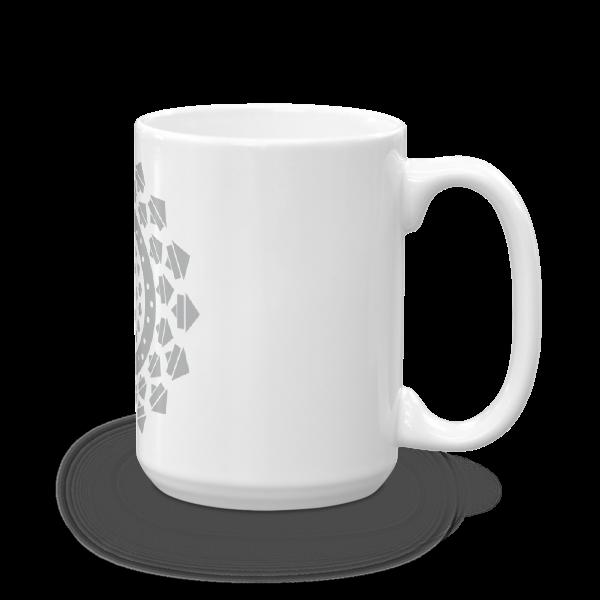 Mug Mandala haut cote 2