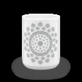 Mug Mandala haut Face avant