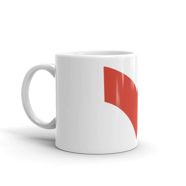 Mug Retrolaser cote