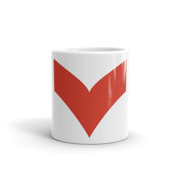 Mug Retrolaser Face avant