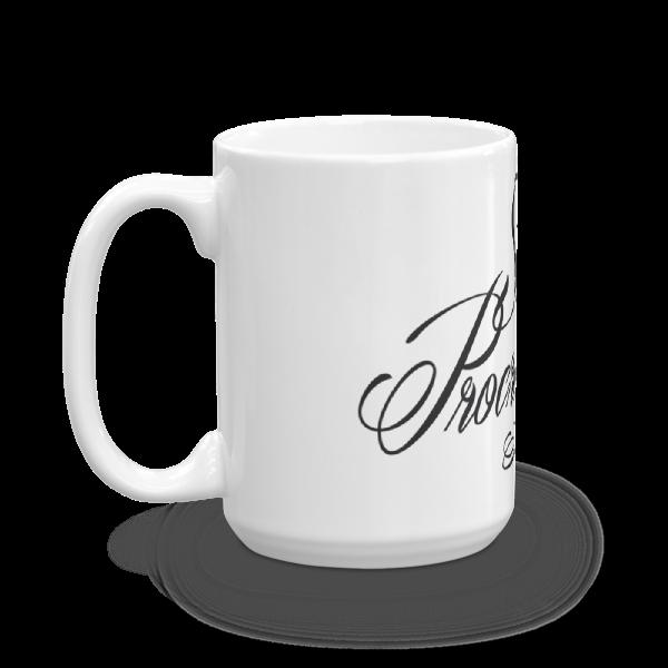 Mug Serial Procratinator haut cote 1