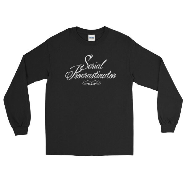 Sweat Serial Procratinator noir