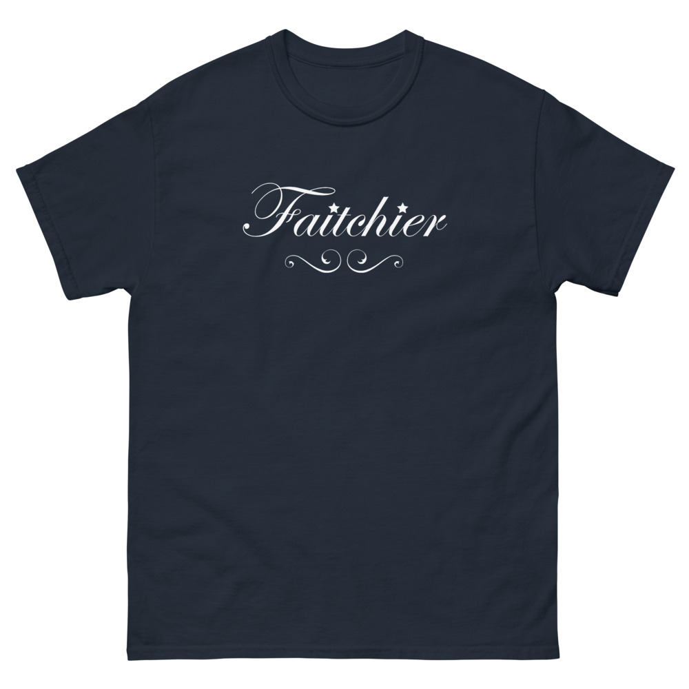 T-shirt Faitchier Bleu
