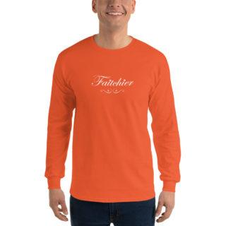 T-Shirt Manches longues Faitchier Orange