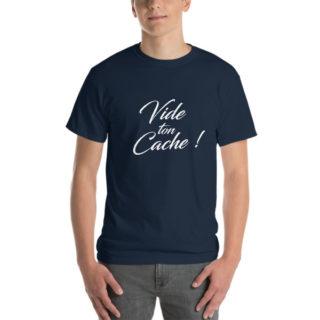 T-Shirt MCL – Vide ton cache