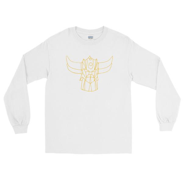 Tshirt ML Goldo blanc