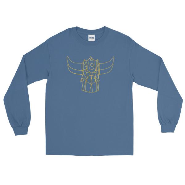 Tshirt ML Goldo bleu clair