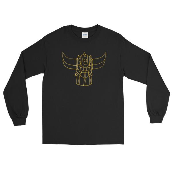Tshirt ML Goldo noir