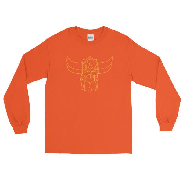 Tshirt ML Goldo orange