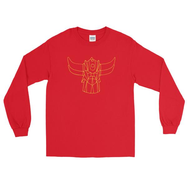 Tshirt ML Goldo rouge