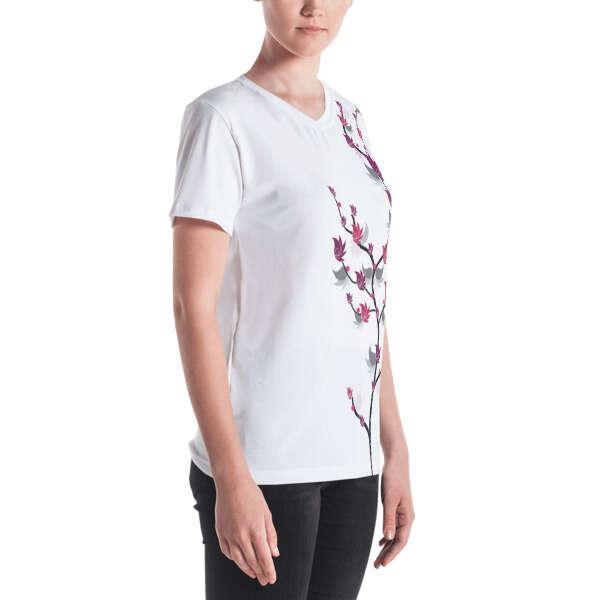 Tshirt Suisharbre cote