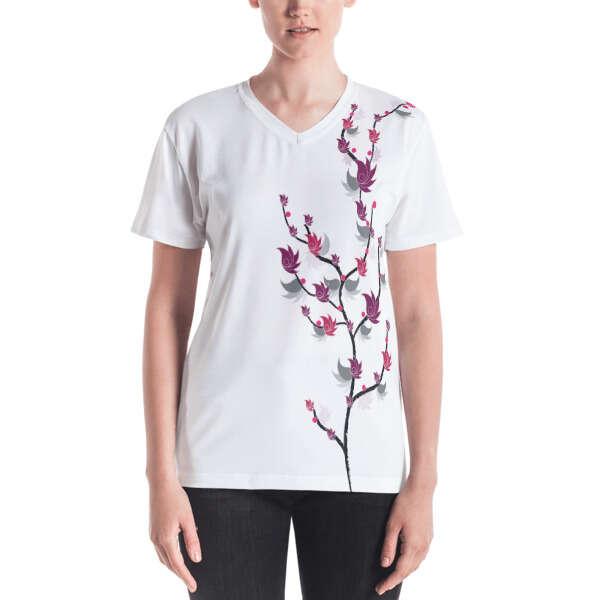 Tshirt Suisharbre Devant